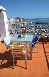 El mirador del Port de l' Ampolla - Delta del Ebro - L'Ampolla - 公寓