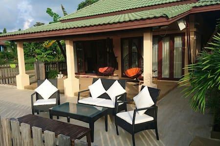 Sunset Beach Villa - 苏梅岛 - 别墅