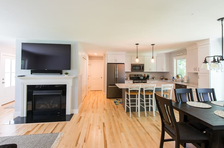 Brand new home close to the Beach!