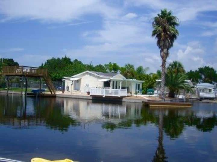 Awesome Waterfront Location! with Private Pool!