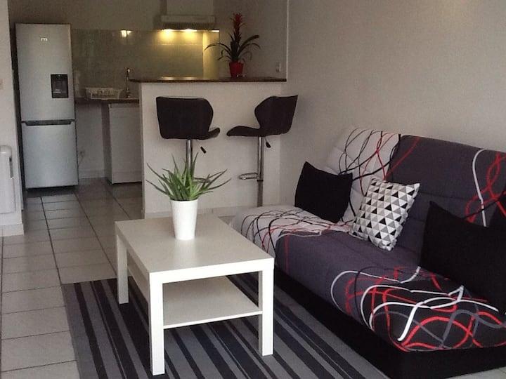 Villa Maria 50 m2 calme et confortable avec jardin