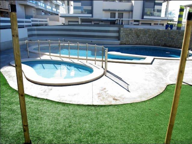Magnífico apartamento nuevo en Cabo de Palos - Cabo de Palos - Apartemen