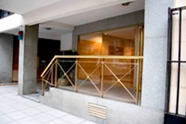 palermo Chico 2 Dormitorios-Balcon  - Buenos Aires - Apartament
