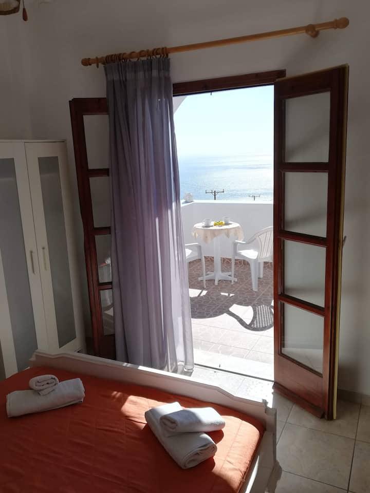 Maroulia's Cycladic House Anafi
