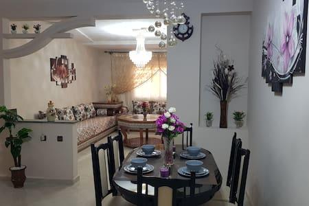 « Lilia-appart »Luxe, confort 130 m2 de superficie