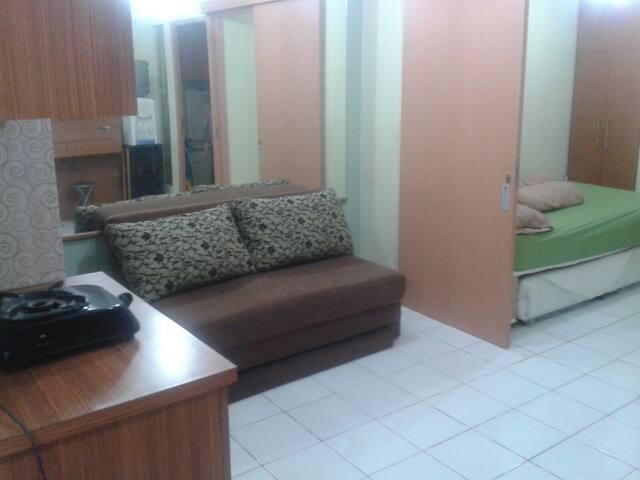Apartemen Buahbatu park - Bandung - Pis