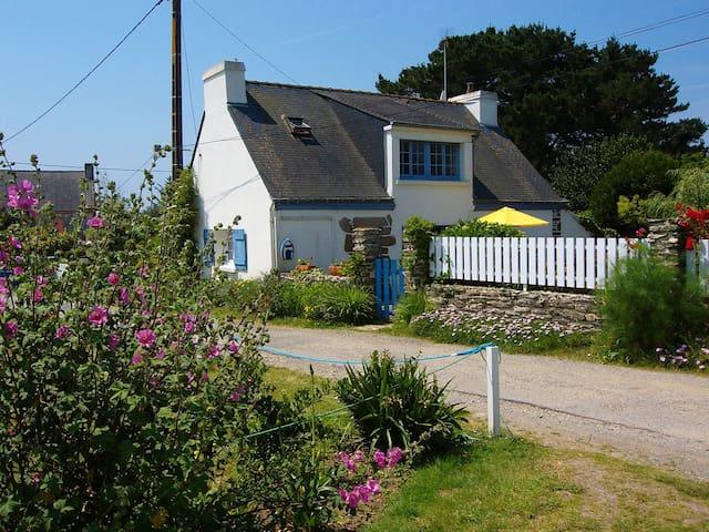 Charmante maison île de Groix - Groix - Haus