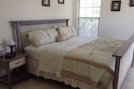 DownTown Pville Private Room & Bath - 普夫卢格维尔(Pflugerville)