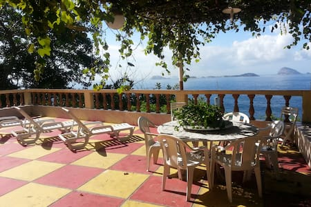 Leblon Niemeyer ave. Islands view