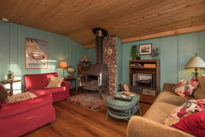 Adorable Vintage Beach Cottage - Rockaway Beach
