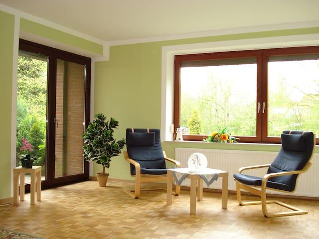 Elbe App. im historischen Glückstad - Glückstadt - Apartemen