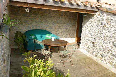 Dans un village près de Carcassonne - Pezens - Talo