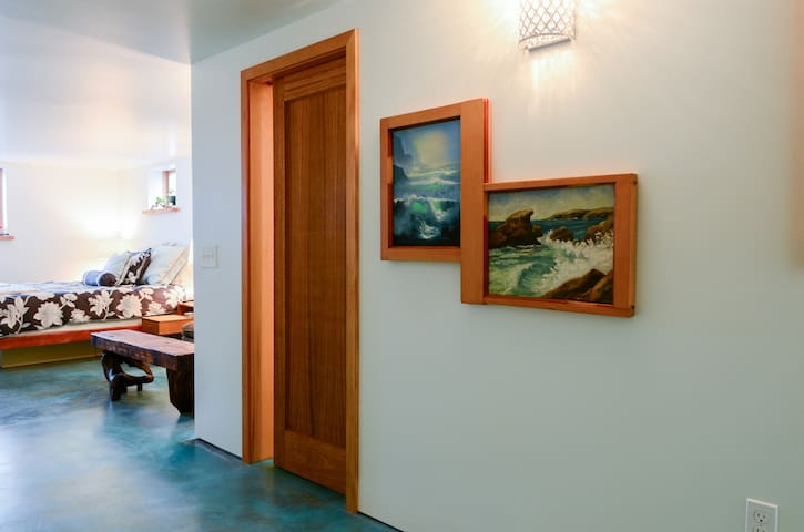 Hip Hawthorne Apt-Private Entry - Portland - Daire
