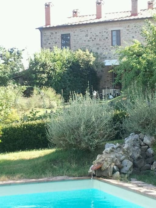 In Tuscany C 39 Era Una Volta A Cetona Houses For Rent In