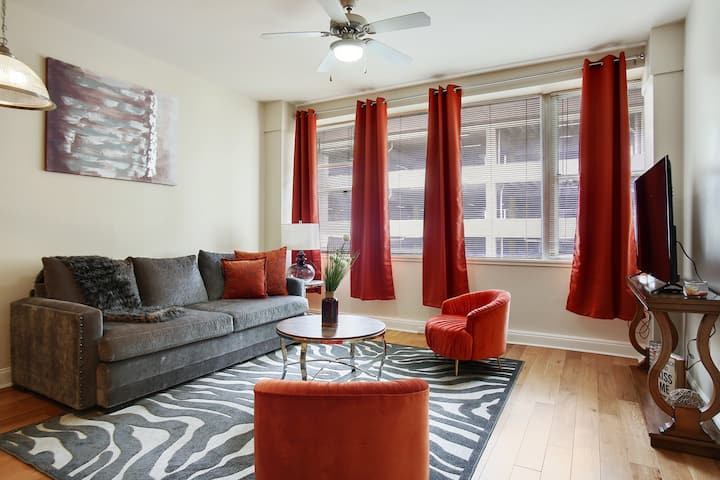 ★ Cozy Apartment in the heart of New Orleans ★