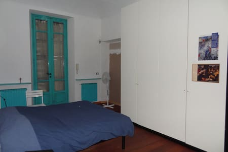 Two rooms apt in the city center - Alessandria