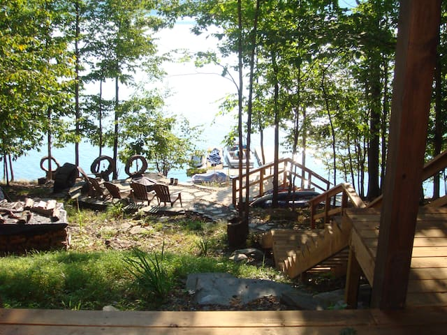 Lakefront on Lake Wallenpaupack - Lake Ariel - Apartament