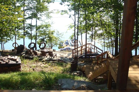 Lakefront on Lake Wallenpaupack - Lake Ariel - Appartement