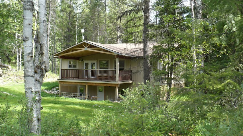 Rosebud Guesthouse Cottage Salmo - Salmo