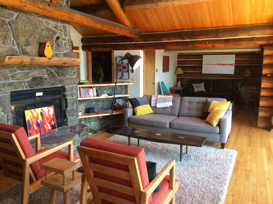 Peaceful Secluded Mountain Cabin Cabins For Rent In