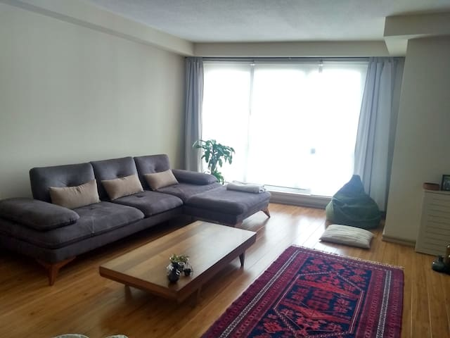Luxury residence with security in Ataşehir