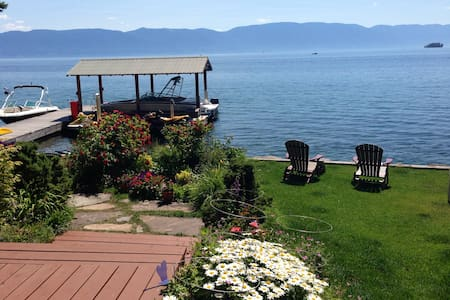 THE BEST OF MT! FLATHEAD LAKE LIFE! - 레이크사이드(Lakeside)