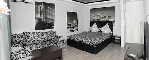 Luxury apartment in the center of Donetsk