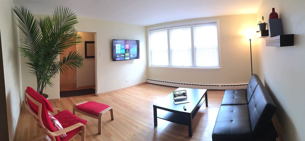 Entire Two Bedroom Condo - Chicago - Condominium