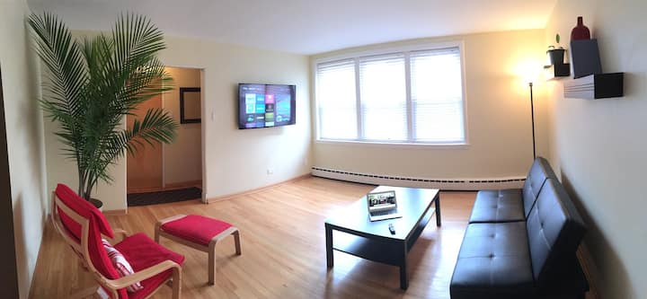 Entire Two Bedroom Condo