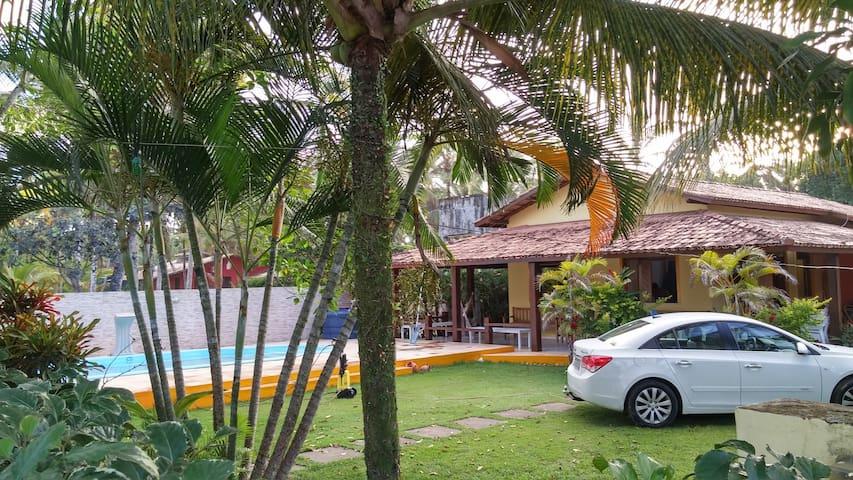 Casa de Praia 6 quartos - Ilhéus - Ilhéus - Dům