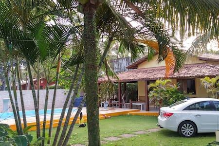 Casa de Praia 6 quartos - Ilhéus - Ilhéus - Casa
