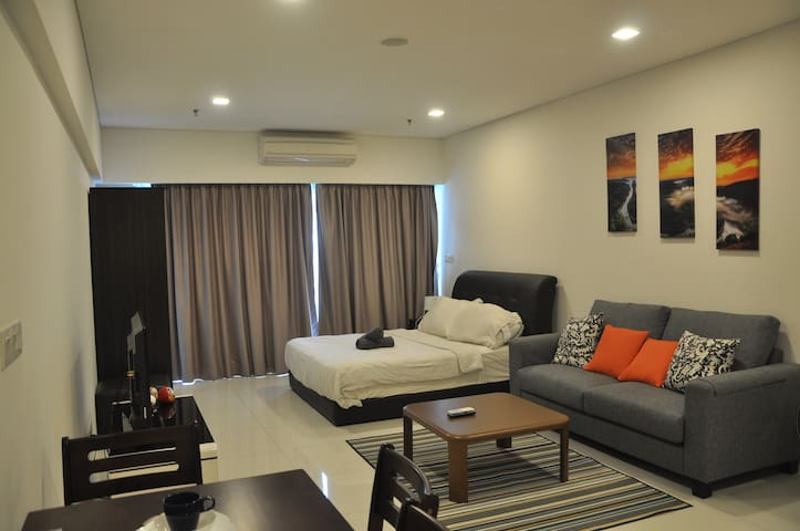 [A08]Cozy&Stylish Studio,12min to KLCC 7min to LRT