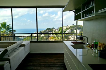 Urbanica Boutiqua,Center Penthouse - Haifa