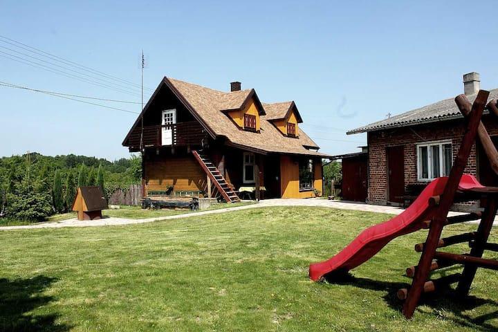 Dom w urokliwym miejscu nad Pilicą - Smardzewice - Hus