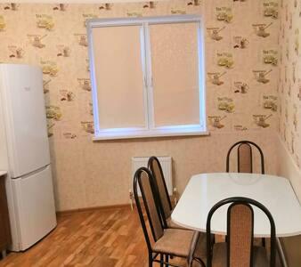 Квартира уютная и чистая в тихом месте