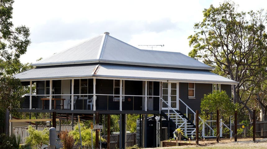 THE QUEENSLANDER - Cooloola Cove - Haus