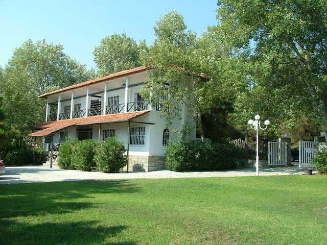 Absolutely Unique Double BEACHHOUSE - Chalkidiki - Villa