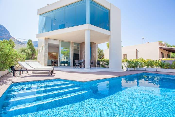 VILLA MARGARITA - Villa for 8 people in Colonia De Sant Pere.