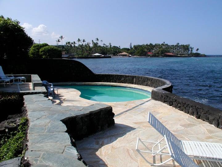 Honu Kai Hale - Oceanfront home