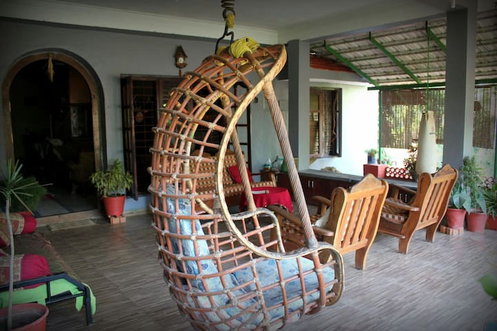 Nature watch - estate villa - Coorg - Bed & Breakfast