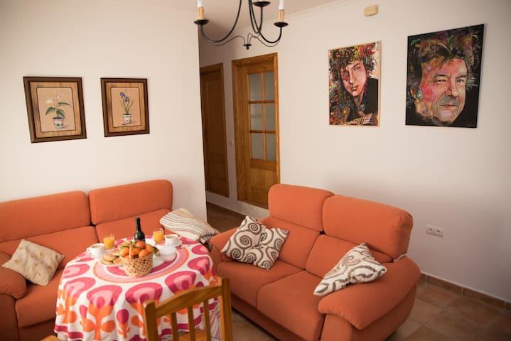 Bonito apartamento / Nice apartment. - La Puerta de Segura - Daire