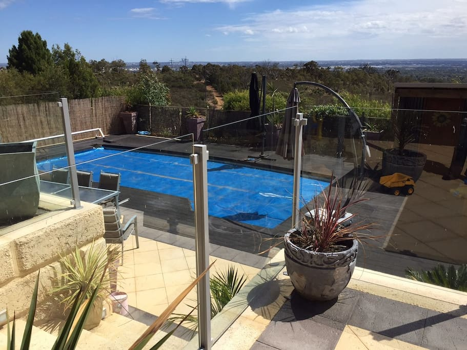 Perthcity views aside national park bed and breakfasts for Pool show perth 2015