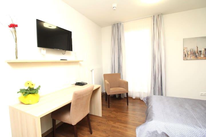 Serviced Junior Studio Apartment 2