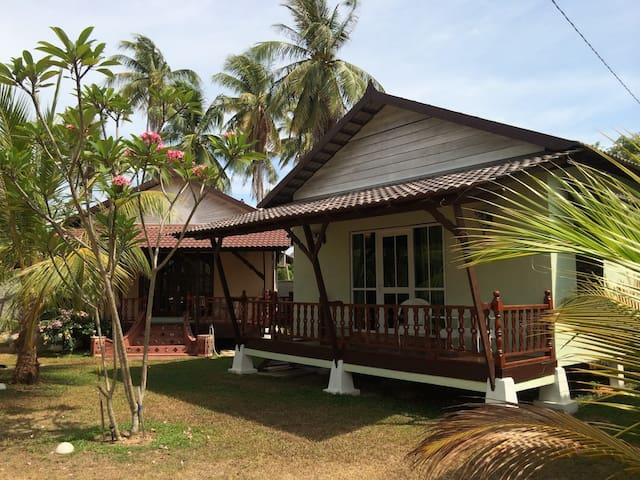 Tropical Chalet @The Bohok Langkawi