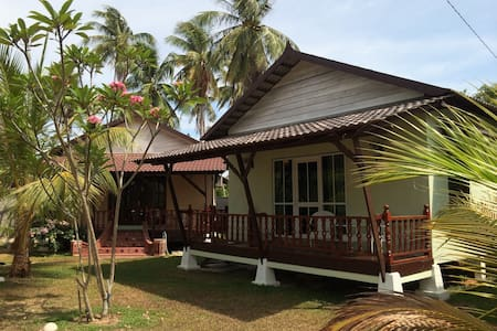 Tropical Chalet @The Bohok Langkawi
