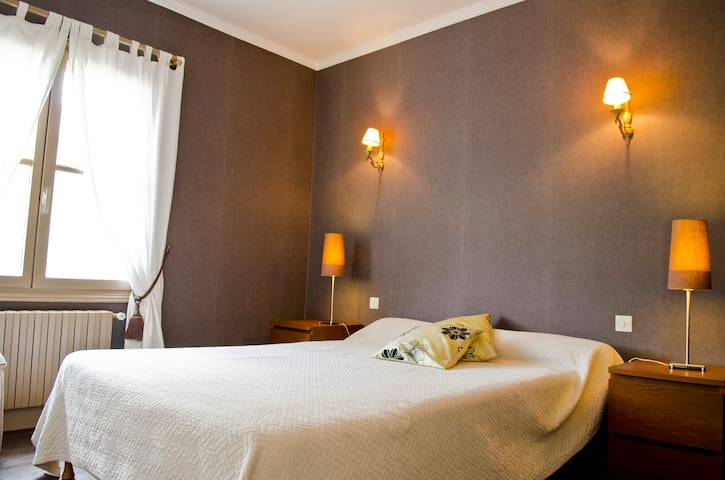 Double room in the touraine