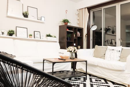 The Bund View Apartment/15 minutes to Attractions - Shanghái - Apartamento