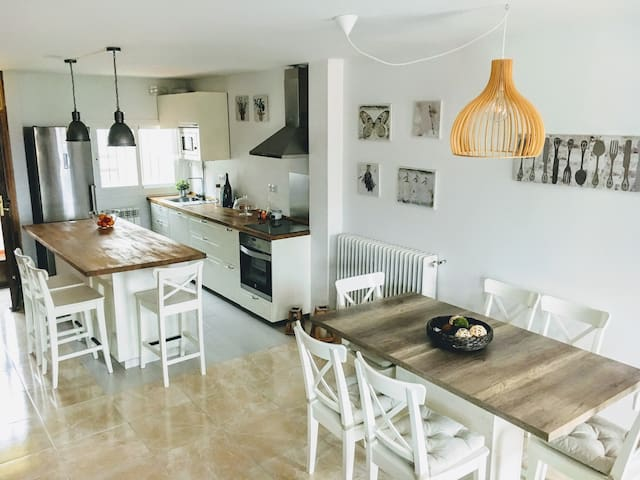 Acogedora casa rural con encanto - Navacerrada - Chalet