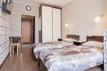 гостиничный номер как миниквартира - Sochi - Apartment