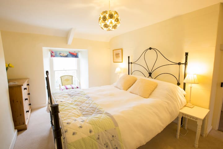 Bed & Breakfast - Shared Bathroom - Saint Mabyn